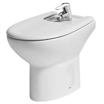 Roca Laura Bidet 545mm Projection Standard Seat and Cover