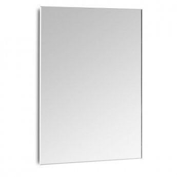 Roca Luna Rectangular Bathroom Mirror 700mm H