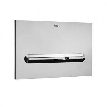 Roca PL5 Dual Flush Operating Panel Chrome