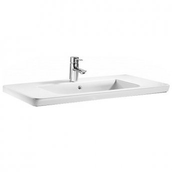 Roca The Gap Inset Countertop Basin 800mm W - 1 Tap Hole