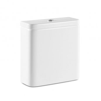 Roca The Gap Close Coupled Back to Wall Toilet WC - Standard Seat