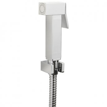 Sagittarius Cube Douche Kit Including 1.5m Shower Hose and Wall bracket
