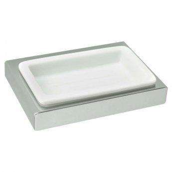 Sagittarius Rimini Soap Dish, Chrome