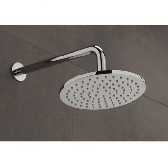 Sagittarius Drench Fixed Shower Head and Arm