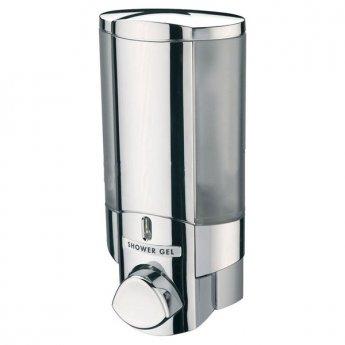 Sagittarius Vienna 1 Section Soap Dispenser Chrome