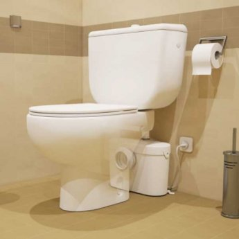 Saniflo Saniaccess 1 Toilet Macerator Pump