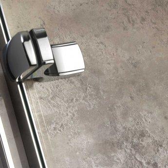 Showerwall Proclick MDF Shower Panel 600mm Wide x 2440mm High - Moon Dust