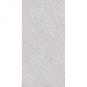 Showerwall Proclick MDF Shower Panel 600mm Wide x 2440mm High - Apollo Marble