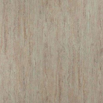 Showerwall Straight Edge Waterproof Shower Panel 1200mm Wide x 2440mm High - Travertine Stone
