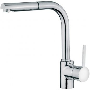 Signature ARK 938 Pull Out Single Lever Kitchen Sink Mixer Tap - Chrome