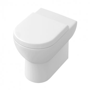Signature Simple Back to Wall WC Pan 560mm Projection