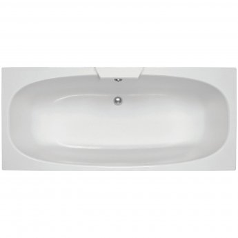 Signature Eros Rectangular Double Ended Bath 1700mm x 750mm - 0 Tap Hole
