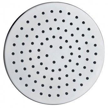 Signature Round ABS Shower Head 200mm Diameter - Chrome