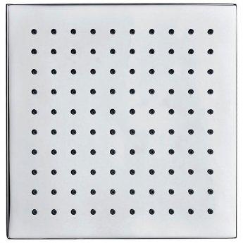 Signature Square Shower Head 200mm x 200mm - Chrome