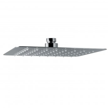 Signature Ultraslim Square Shower Head 200mm x 200mm - Chrome
