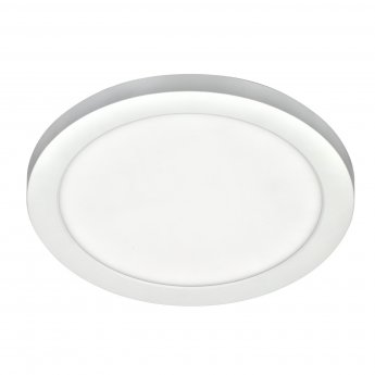 Signature Round Large Ceiling/Wall Light - White