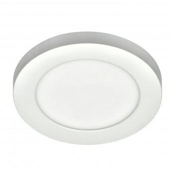 Signature Round Small Ceiling/Wall Light - White