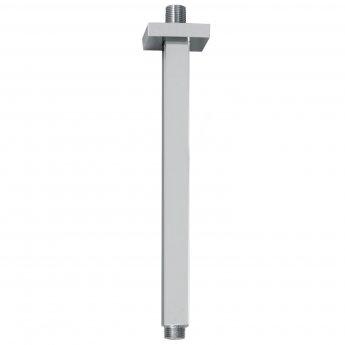 Signature Square Mounted Round Shower Arm - Chrome