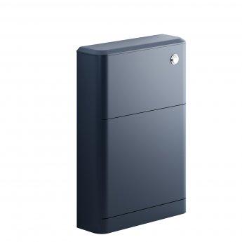 Signature Randers Back to Wall WC Toilet Unit 550mm Wide - Matt Indigo