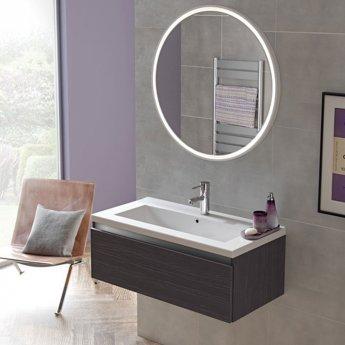 Signature Rosie Bathroom Mirror | DIMR0004 | 800mm Wide ...