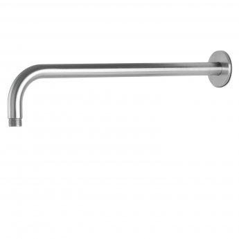 Signature Tiber Wall Mounted Shower Arm 400mm Length - Chrome