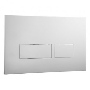 Signature Easi-Plan Trend 2 Press Flush Plate - Satin