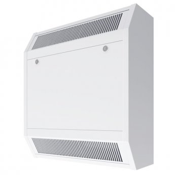 Smiths Caspian UV 120 Universal AC Motors Fan Convector - White