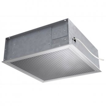 Smiths Caspian Skyline EC Motors CT60 Ceiling Recessed Fan Convector