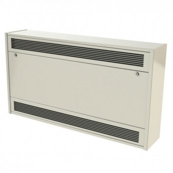 Smiths Caspian FF 90 Low Level Wall Mounted Hydronic Fan Convector - AC Motors