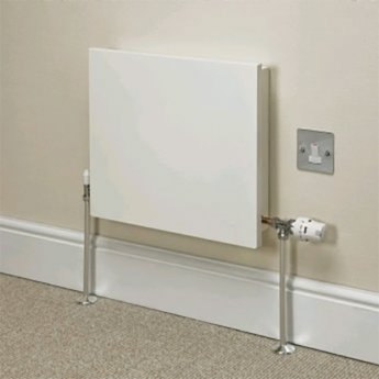 Smiths Eco-Powerad 500 Low Level Wall Mounted Hydronic Fan Convector