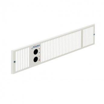 Smiths Space Saver SS7 White Fascia Grille 500mm