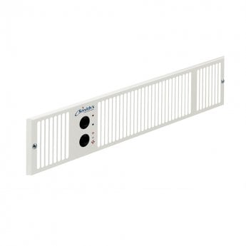 Smiths Space Saver SS9 White Fascia Grille 600mm
