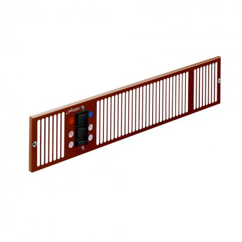 Smiths Space Saver SS5 Electric Brown Fascia Grille 500mm