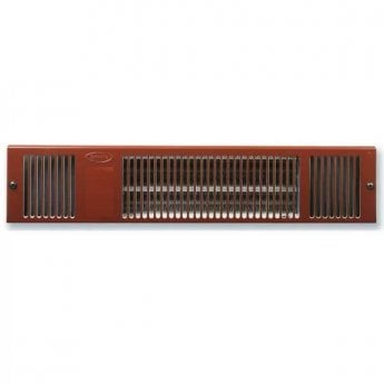 Smiths Space Saver SS2E W Brown Grille 500mm