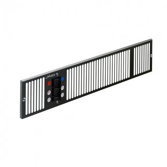 Smiths Space Saver SS5 Electric Black Fascia Grille 500mm