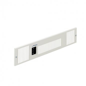 Smiths Space Saver SS2E W White Grille 500mm