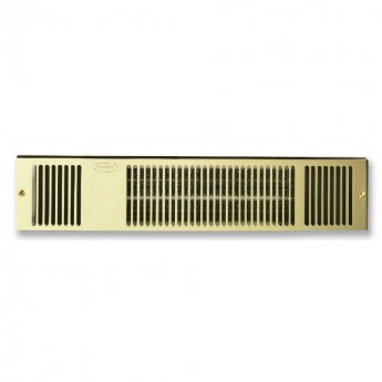 Smiths Space Saver SS2E W Gold Grille 500mm