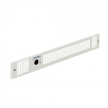 Smiths Space Saver SS80 W White Grille 550mm