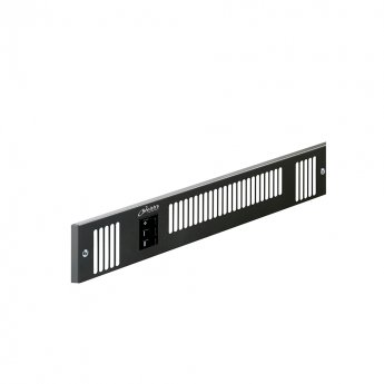 Smiths Space Saver SS80E W Black Grille 460mm