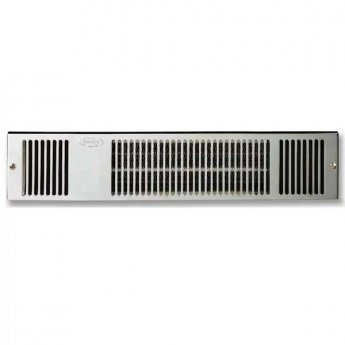 Smiths Space Saver SS2E W Chrome Grille 500mm