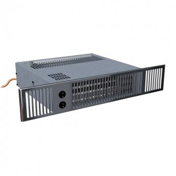 Smiths Space Saver SS5 Plinth Mounted Hydronic Fan Convector with Stainless Steel Grille