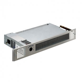 Smiths Space Saver SS80 Fan Convector Plinth Heater - Stainless Steel Grille