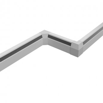 Smiths Sureline 1000 Skirting Level Perimeter Heater Casing and Element 1000mm