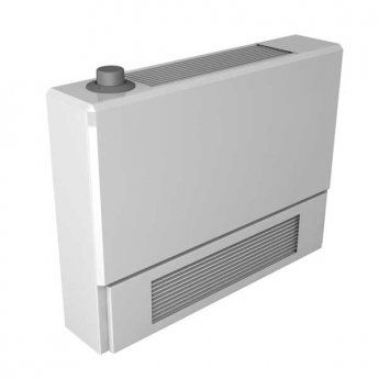 Stelrad LST I Plus K1 Radiator 500mm H x 850mm W Single Convector