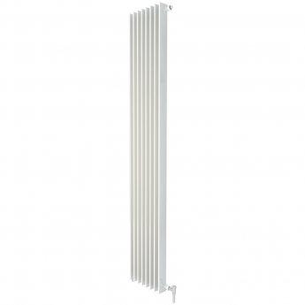 Stelrad Concord Slimline Designer Vertical Radiator 1800mm H x 640mm W White