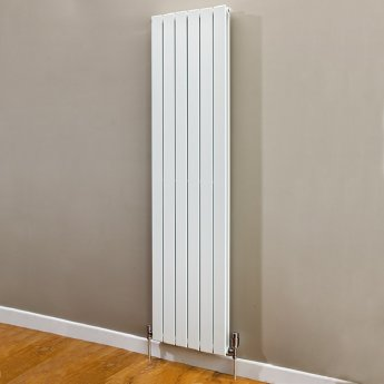 S4H Beaufort Double Vertical Radiator 1820mm H x 312mm W - RAL