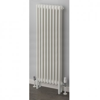 S4H Cornel Vertical 3 Column Radiator 1800mm H x 429mm W - RAL