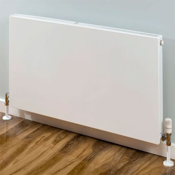 S4H Faraday Type 11 Flat Panel Radiator 500mm H x 1800mm W White