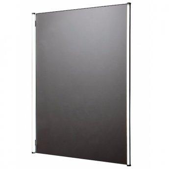Tavistock Core Bathroom Mirror 700mm H x 550mm W LED Illuminated