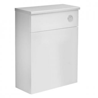 Tavistock Courier Back to Wall WC Toilet Unit 600mm Wide White